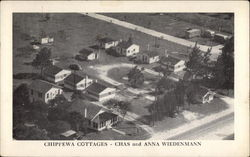 Chippewa Cottages - Chas and Anna Wiedenmann