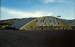 """The Unique Mini-dome"" - Sports Arena at Idaho State University"
