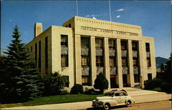 Gallatin County Court House