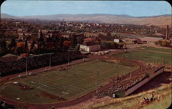 Stadium, Gridiron and Track Oval at Montana State University