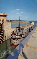 St. Lawrence Seaway and Power Project, Canada
