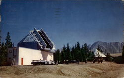Observation Station of the High Altitude Observatory of the University of Colorado