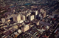 Aerial View of Wilmington, Delaware