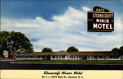 Stonecroft Manor Motel