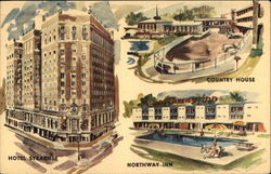 Hotel Syracuse--Country House--Northway Inn