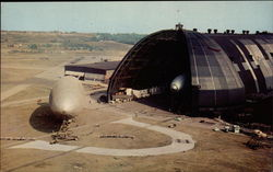 Goodrich Air-Dock,large hangar