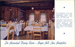 The Homestead Dining Rooms