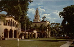 Rollings College Postcard