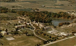 Air View of the Seminary Campus, Salvatorian Seminary
