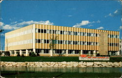 New General Office Building, West Bend Aluminum Co