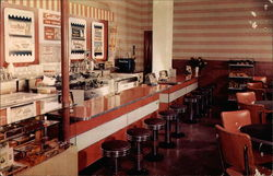 Soda Fountain at Fernwood in Poconos