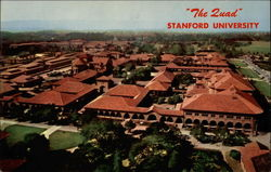 The Quadrangle, Stanford University