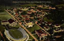 Campus of Tomorrow, Kansas State College