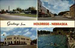Greetings from Holdrege-Nebraska