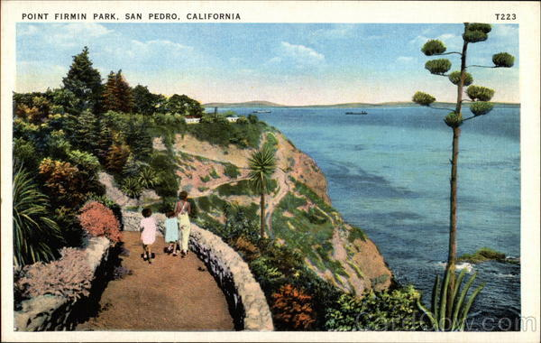 Point Firmin Park San Pedro California