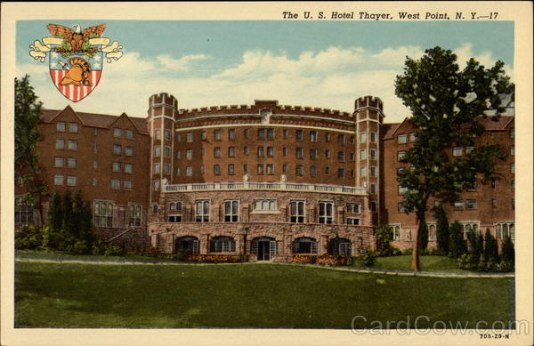 The US Hotel Thayer West Point New York