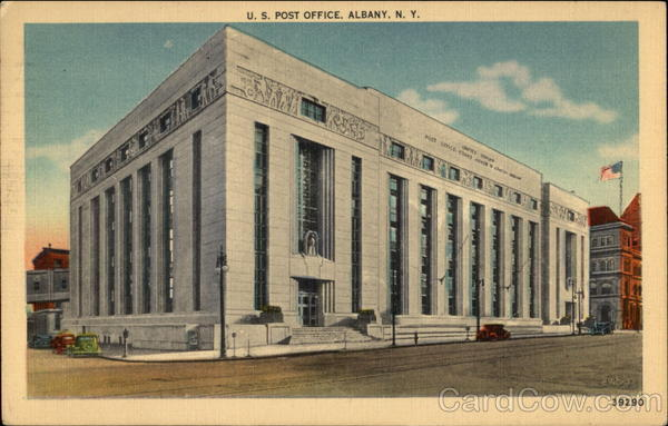 U. S. Post Office Albany New York