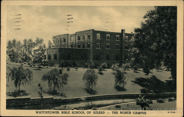 Watchtower Bible School of Gilead - the North Campus