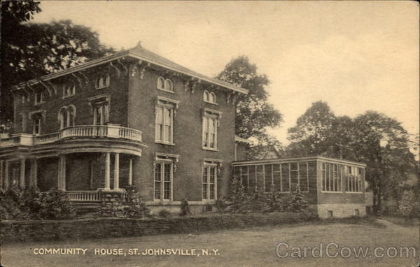 Community House Saint Johnsville New York