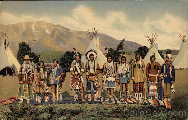 Apache tribe customs