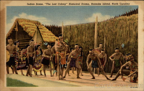 roanoke island the lost colony He considered the lost colony to be a personal failure, though he never gave up hope that his daughter and granddaughter were still alive but still, what do you think happened to the lost colony of roanoke island.