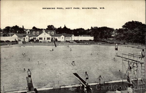 swimming pool hoyt park wauwatosa wi