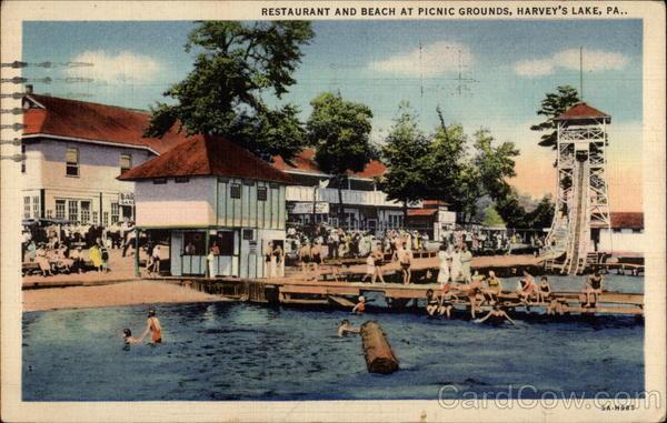 Harveys Lake Restaurants