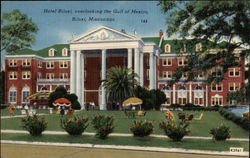 Hotel Biloxi, overlooking the Gulf of Mexico, Biloxi Mississippi