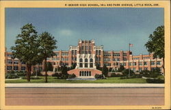 Senior High School, 14th and Park Avenue