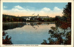 Lake Alice and State Hospital