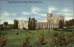 Cedar Rapids Water Works