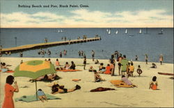 Bathing Beach and Pier
