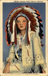Choctaw Indian Princess