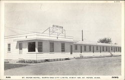 St. Peter Motel, North End City Limits