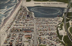 Beachlake Trailer Park, Oceanside, California