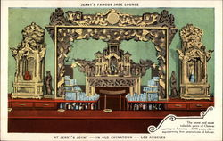 Jerry's Famous Jade Lounge Postcard