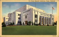 Fresno Memorial Auditorium