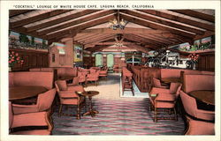 """Cocktail"" Lounge of White House Cafe"