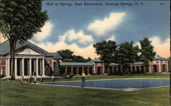 Hall of Springs, State Reservation