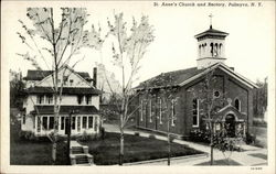 St. Anne's Church and Rectory