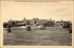 St. Luke's Convalescent Hospital and Children's Pavilion