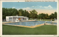 The New Grand Forks Swimming Pool