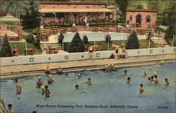 West Haven Swimming Pool, Smithton Road, Belleville, Illinois