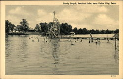 Sandy Beach, Reelfoot Lake