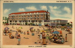 Ostend Hotel. Far Rockaway, NY