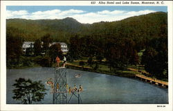 Alba Hotel and Lake Susan