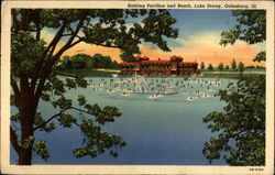 Bathing Pavilion and Beach, Lake Storey