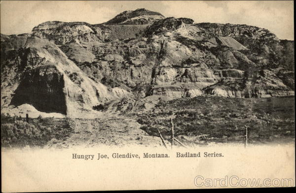 Hungry Joe - Badland Series Glendive Montana