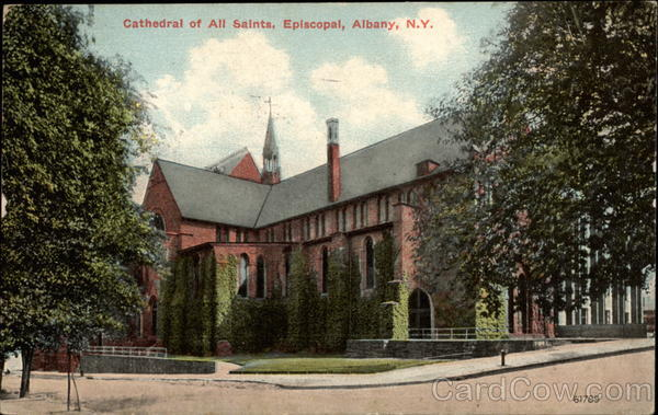 Cathedral of all Saints, Episcopal Albany New York