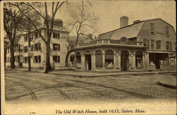 Hotels In Salem Ma For Halloween